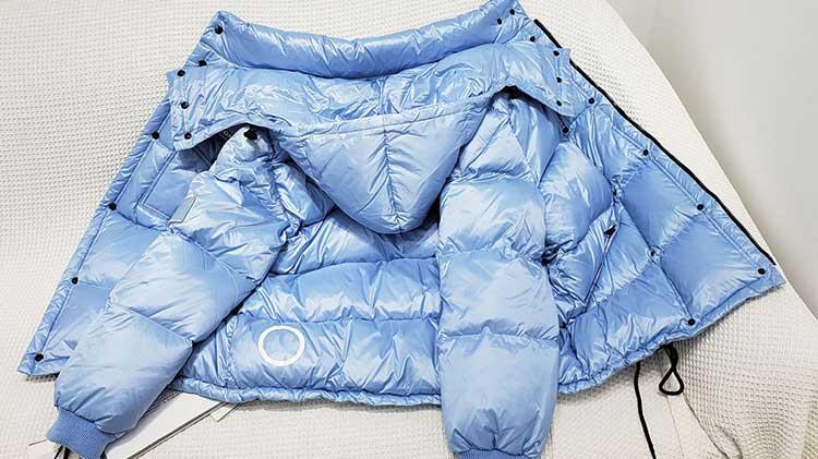 服装行业背胶魔术贴应用案例
