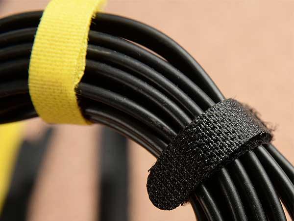 电缆行业魔术贴扎带应用案例