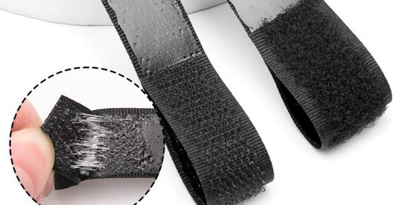 背胶魔术贴上的热熔胶和热熔膜有什么区别呢