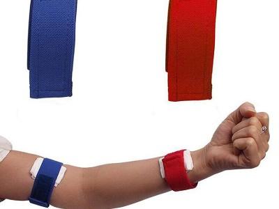 止血透析绑带