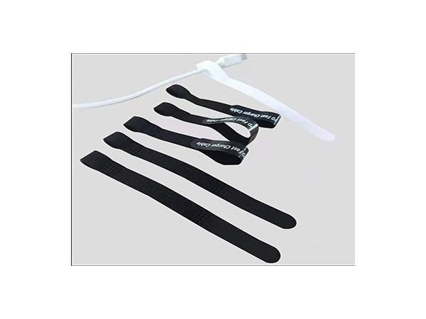 电线魔术贴绑带