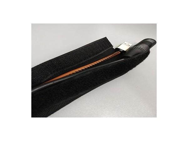 地毯式套管魔术贴扎带